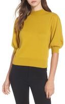 Leith Women's Puff Sleeve Sweater