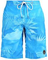 Brunotti Outflow Swimming Shorts Methyl Blue