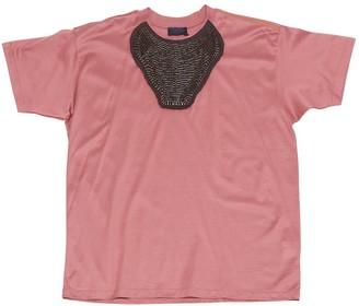 Lanvin Pink Cotton Top for Women