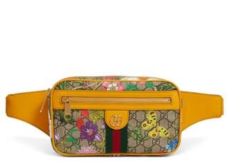 Gucci GG Flora Ophidia Belt Bag