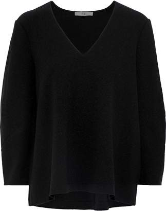 Tibi Stretch-crepe Blouse
