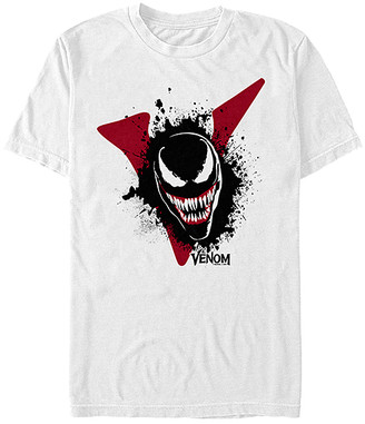 Fifth Sun Men's Tee Shirts WHITE - Venom White Big V Tee - Men