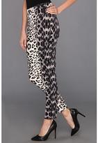 Karen Kane Leopard Print Jean