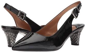 J. Renee Mayetta (Green) High Heels