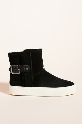 UGG Aika Sneaker Boots By in Black Size 6