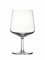 Iittala Essence Footed Beer Glasses (Set of 2)
