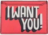 Ports 1961 I Want You cardholder