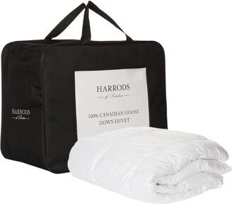 Harrods Emperor 100% Canadian Goose Down Duvet (4.5 Tog)