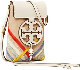 Tory Burch Miller Zig-Zag Phone Crossbody