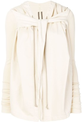 Rick Owens Knotted Front Jacket
