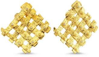 Reian Jewellery Cage Earrings