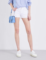 Citizens of Humanity Ava cut-off denim shorts