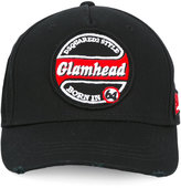 DSQUARED2 Glamhead patch cap