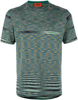 Missoni knitted T-shirt - men - Cotton - 46