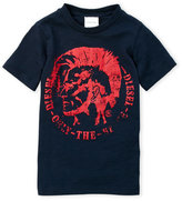 Diesel Boys 4-7) Only The Brave Tee