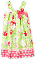 Bonnie Jean Girl 7-16) Floral Dress