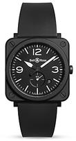 Bell & Ross Br S Black Matte Watch, 39mm