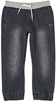 Sorry 4 the Mess Knit Waistband Jeans