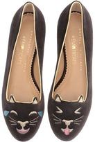 Charlotte Olympia Lol Kitty Women's Flat Shoes