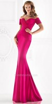 Tarik Ediz Jenny Evening Dress