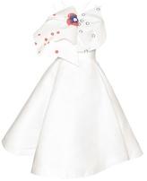 Vika Gazinskaya Printed Cotton And Silk Dress