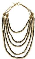 Diane von Furstenberg Glass Bead Multistrand Necklace