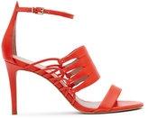 Reiss Ravenna Strappy Open-Toe Shoes
