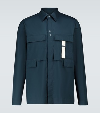 Craig Green Cotton utility shirt
