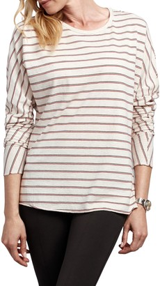 Frank And Eileen Striped Long Sleeve T-Shirt