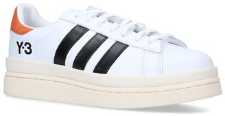 adidas Leather Hicho Platform Sneakers