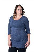 Soybu Plus Size Lynn Tunic