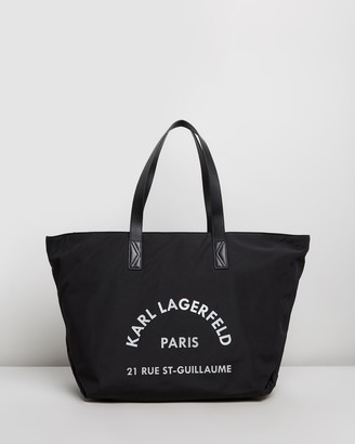 Karl Lagerfeld Paris Rue St Guillaume Big Tote