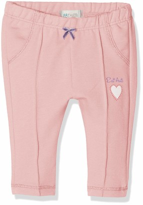 Sanetta Baby_Girl's Sweatpants Trouser