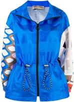 Emilio Pucci Vivara sleeves jacket