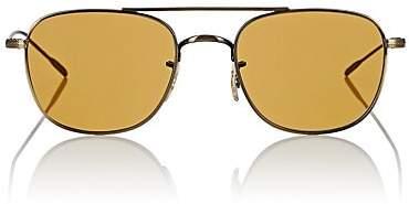 Oliver Peoples Men's Kress Sunglasses - Brown