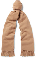 Acne Studios Canada Virgin Wool Scarf