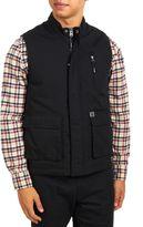 Wrangler Men's Foreman Vest - Black