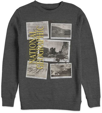 Disney National Geographic Postcards Sweatshirt for Adults