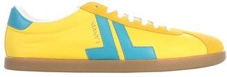 Lanvin JL Lace-Up Sneakers