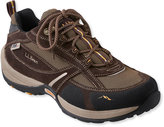 L.L. Bean Men's Waterproof Trail Model Hiking Shoes