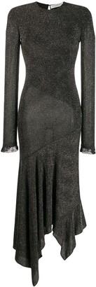 Philosophy di Lorenzo Serafini embellished long dress