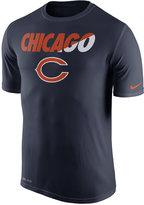 Nike Men's Chicago Bears Dri-FIT Practice T-Shirt