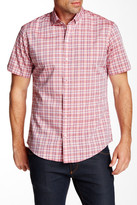 Zachary Prell Veith Short Sleeve Trim Fit Shirt