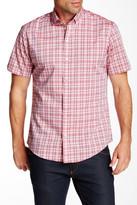 Zachary Prell Veith Short Sleeve Trim Fit Shirt