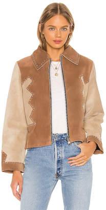 Understated Leather Stardust Jacket