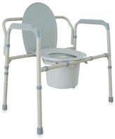 Bed Bath & Beyond Bariatric Folding Commode