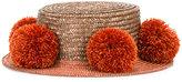 Eshvi - Jupiter hat - women - Straw - S