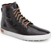 Blackstone 'IM 10' Leather High Top Sneaker (Men)
