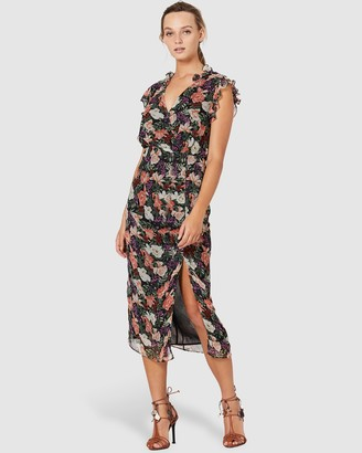 Stevie May Serendipity Midi Dress