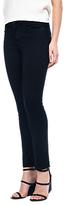 NYDJ Alina Slim Super Stretch Jeans, Black